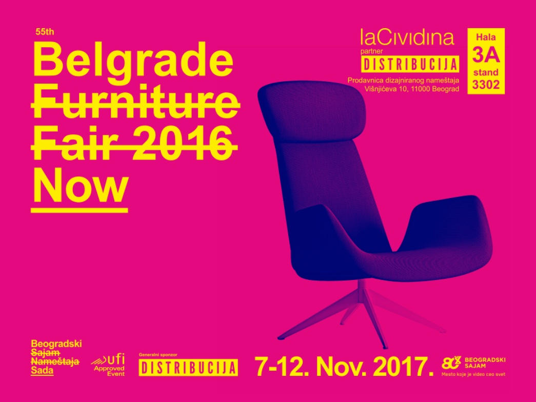 Belgrade Furniture Fair 2016